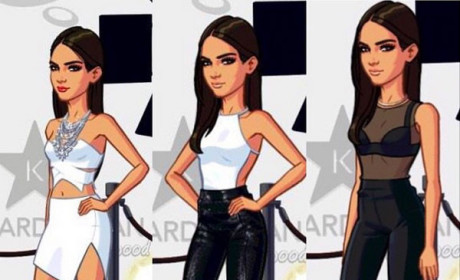 Video Game Kendall Jenner