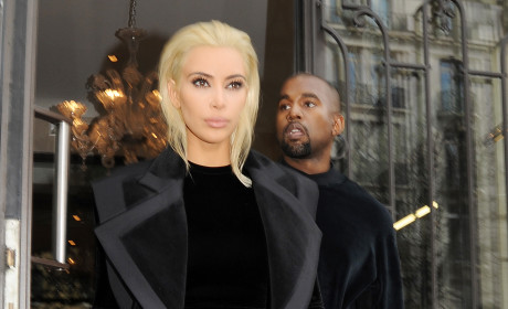 Kim Kardashian Continues to Talk About Sex and Fertility: Teenagers on Meth Get Pregnant in Two Seconds!