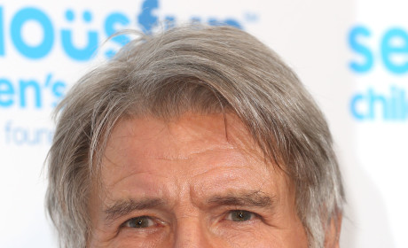 Harrison Ford on the Red Carpet