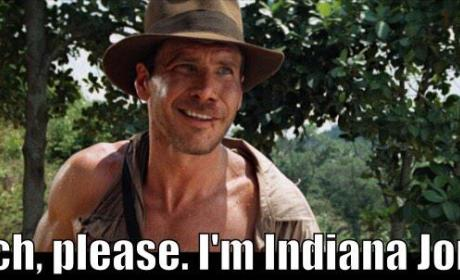 Harrison Ford: I'm Indiana Jones, Y'all