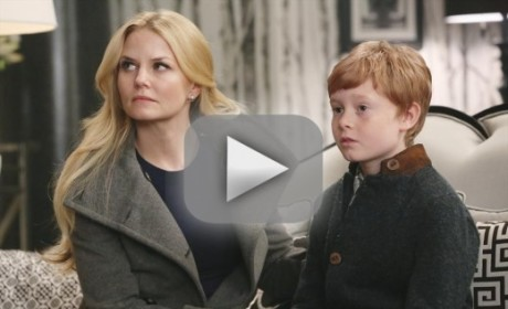 Once Upon a Time Season 4 Episode 14 Recap: A Secret Revealed?