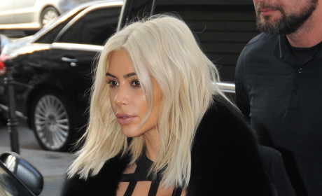 Kim Kardashian: Did She Go Blonde to Steal the Spotlight From Kendall Jenner?