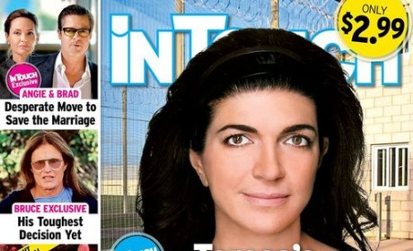 Teresa Giudice Prison Tabloid Cover