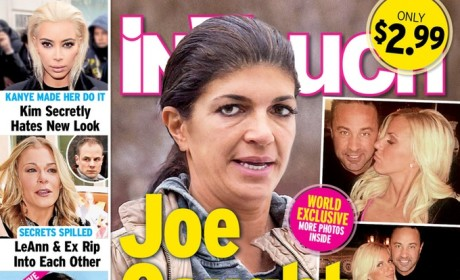 Joe Giudice Cheating?