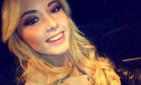 Hailie Jade Mathers Posts New Photo Online, Remains Very Pretty
