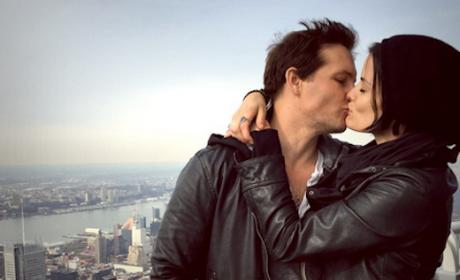 Peter Facinelli and Jaimie Alexander: Engaged!