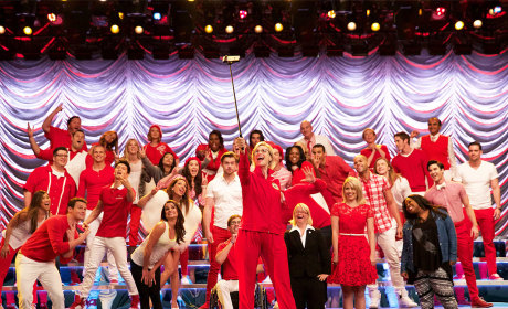 Glee Finale Picture