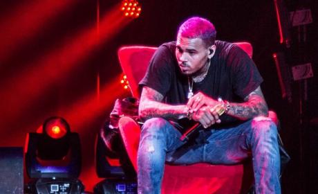 Chris Brown to Nia Guzman: Move Royalty to L.A.!!