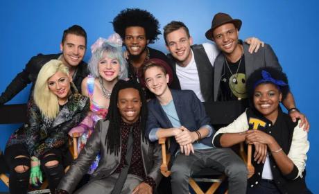 American Idol Nine