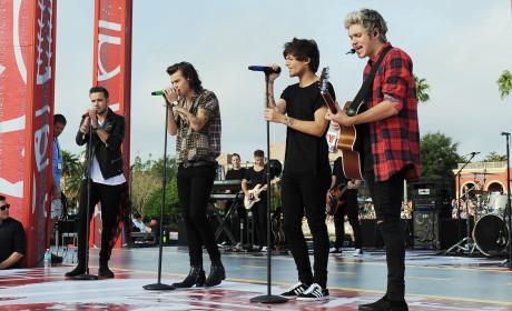One Direction, Minus Malik