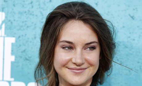 Shailene Woodley: I Love Eating Bugs! They're the Future of Food!