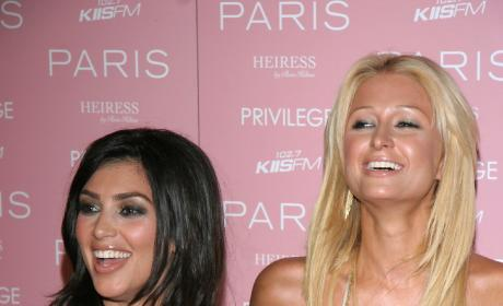 Paris Hilton: I'm Not Jealous of Kim Kardashian! I STARTED Reality TV!