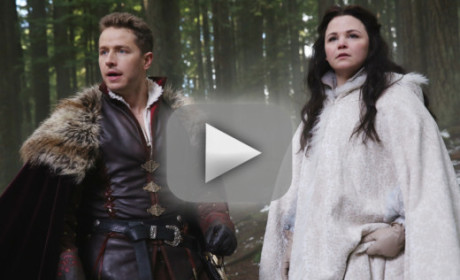 Once Upon a Time Season 4 Episode 17 Recap: Answers Galore!