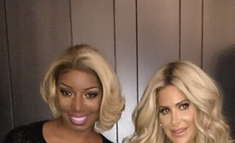 NeNe Leakes and Kim Zolciak to Star in New Bravo Reality Series!