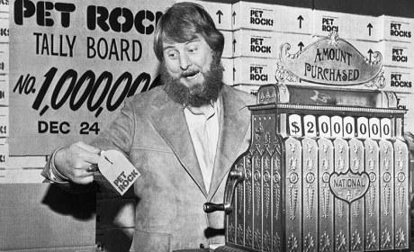 Gary Dahl Dies: Pet Rock Inventor Was 78