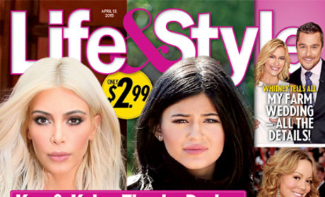 Kylie Jenner and Kim Kardashian: Pregnant AND Dumped!