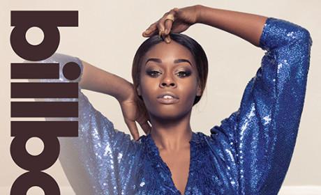 Azealia Banks Billboard Cover