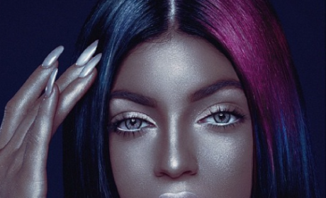 "Kylie Jenner ""Blackface"" Photo Raises Eyebrows, Ire"