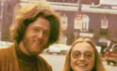 13 Awkward Photos of People Who May Be the Next President