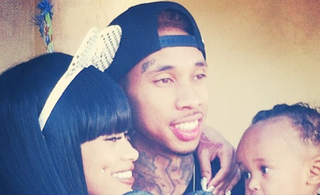 Blac Chyna: Fuming Over Kylie Jenner-Tyga Church Date with Son?