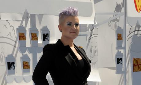 Kelly Osbourne at MTV Movie Awards