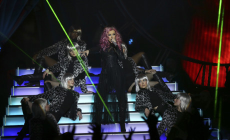 Christina Aguilera on Nashville: First Look!