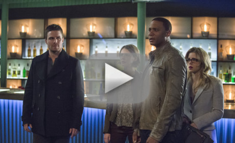 Arrow Season 3 Shocker: Who's Out?!?