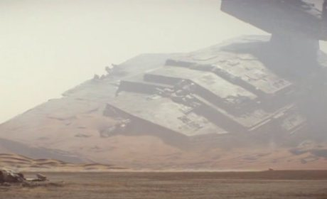7 Questions From the Star Wars: The Force Awakens Trailer