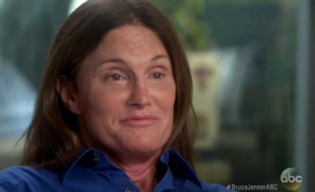 Kris Jenner: Watched Bruce Jenner's Interview For Only A Few Minutes