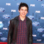 David Archuleta at the Finale