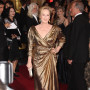 Meryl Streep at the Oscars
