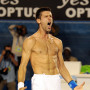 Novak Djokovic Shirtless