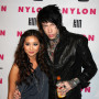 Brenda-song-and-trace-cyrus-photograph