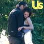 Rupert Sanders with Kristen Stewart