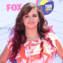 Rebecca Black at Teen Choice Awards