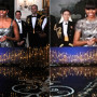 Michelle Obama Oscars Dress Photos