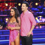Aly Raisman and Mark Ballas Pic