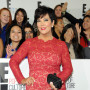 Kris Jenner in Red