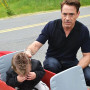 Child Cries Over Missed Iron Man Meet-Up, Comforted by Robert Downey Jr.