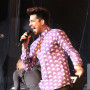 Adam Lambert in Action