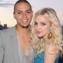 Evan Ross: Dating Ashlee Simpson!