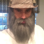 Scott Disick Wears Old Man Disguise to Kardashian Family Yard Sale