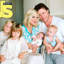 Tori Spelling Ignores Dean McDermott Cheating Rumors, Posts Video of Kids on Christmas