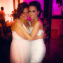 Lacey Chabert Wedding Dress