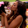 Porsha and Her Dog