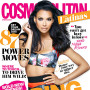 Naya Rivera Cosmo Cover