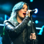Demi Lovato at the BB&T Center