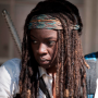 Serious Michonne