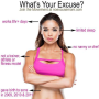 "Maria Kang ""What's Your Excuse"" Photo Sparks Controversy (Again)"