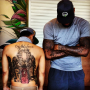 LeBron James Fan Gets NBA Superstar Tattooed on His Back